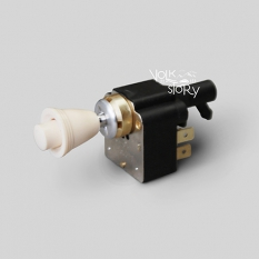 WIPER SWITCH WITH KNOB | IVORY