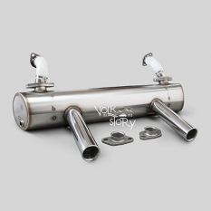 SUPER FLOW EXHAUST SYSTEM