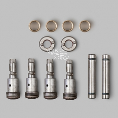 KING PIN SUSPENSION LINK KIT