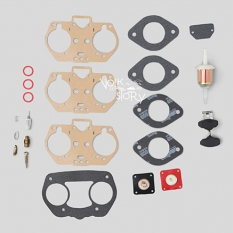 WEBER IDF SERIES REBUILD SHEET KIT  40-44-48 | 2 PAIRS