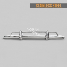BUMPER | STAINLESS STEEL | PAIR