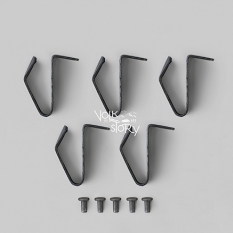 VW HUB CAP CLIP SET 5 PCS