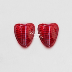 TAIL LIGHT LENS | HEART SHAPED