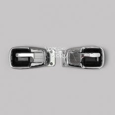 INNER DOOR HANDLE | CHROME  ( PAIR )