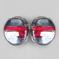 SUPER BEETLE TAIL LIGHT SMOKE RED
