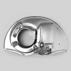 DOG HOUSE FAN SHROUD CHROME