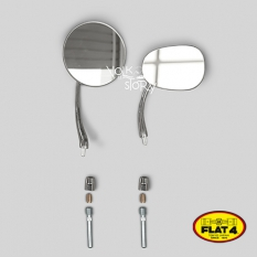 PREMIUM SIDE MIRRORS BY FLAT4
