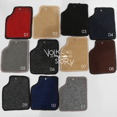 VW CARPET FLOOR MATS