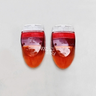 VW BEETLE TAIL LIGHT LENS ( HELLA GERMANY )